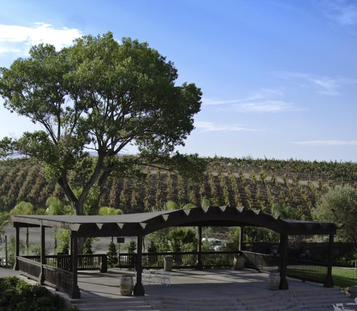 Wilson Creek Winery Vineyard Temecula Valley