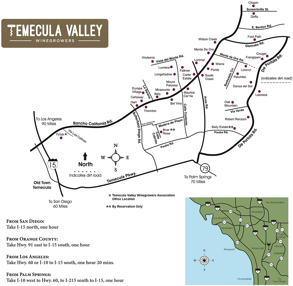 Come visit our local wineries!