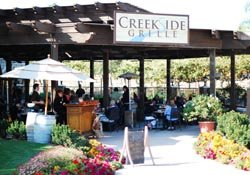 The Creekside Grille at Wilson Creek Winery & Vineyards