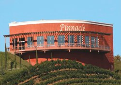 The Pinnacle Restaurant at Falkner Winery