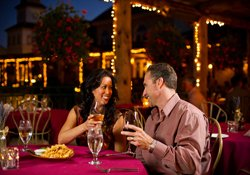 The Vineyard Rose Restaurant at South Coast Winery Resort & Spa