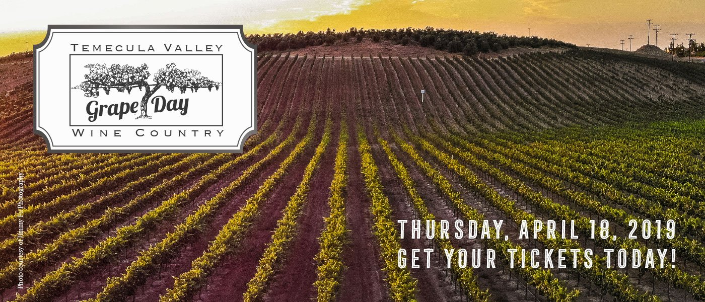 Annual Grape Day 2019 Temecula Valley Wine Country