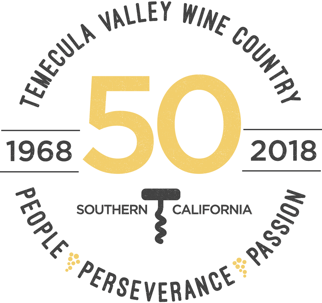 Temecula Valley Wine Country Logo