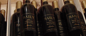 Baily Vineyard & Winery